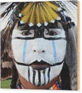 Indigenous People Canada 3 Wood Print