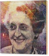 Indira Wood Print
