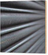 Industrial Wood Print