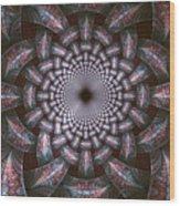 Infinite  Wood Print