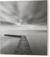 Infinite Vision Wood Print by Doug Chinnery