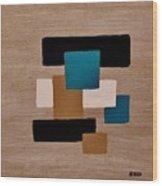 Infinity L Wood Print