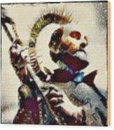 Inigo At Manresa Wood Print