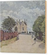 Inn At East Molesey Wood Print