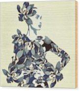 Inner Beauty II Wood Print