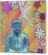 Inner Bliss Wood Print