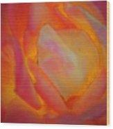 Inner Glow Wood Print