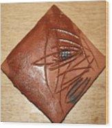 Inner Life - Tile Wood Print