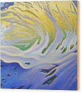 Inner Ocean - Joy Wood Print