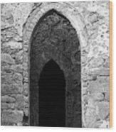 Inner Sanctum Fuerty Church Roscommon Ireland Wood Print