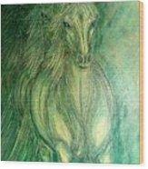 Inner Spirit Wood Print