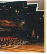 Inside Grand Ole Opry Nashville Wood Print