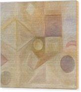 Inside The Box2 Wood Print
