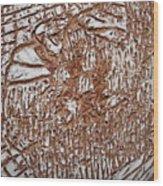 Inspirations - Tile Wood Print