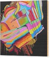 Inspire V Wood Print