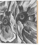 Inspired By Georgia Wood Print