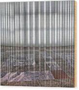 Interior Wall World Financial Center Wood Print