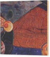 Interplanetary 2 Wood Print