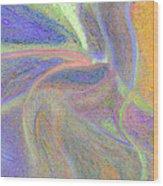 Interstellar Wood Print