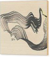 Inuendo #04 Wood Print
