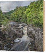 Invermoriston - Scotland Wood Print