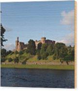 Inverness Castle Wood Print