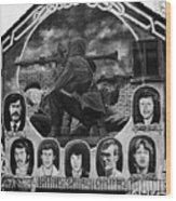 Ira Wall Mural Belfast Wood Print
