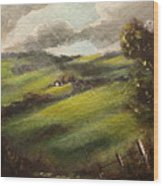 Ireland County Tipperary Wood Print