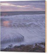 Irish Dawn Wood Print