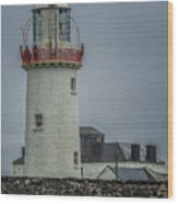 Irish Lighthouse P7010448 Wood Print