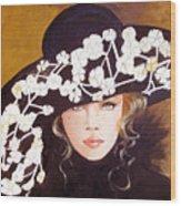 Isabella Wood Print