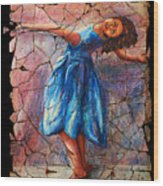 Isadora Duncan - 1 Wood Print