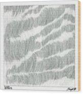 Isaiah Twenty Eight Ten And Thirteen Wood Print by Joseph Bradley