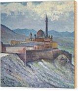 Ishak Pasa Palace Dogubayarzit Anatolia Turkey 2006  Wood Print