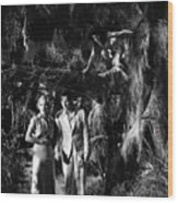 Island Of Lost Souls 1932 Leila Hyams Richard Arlen Kathleen Bur Wood Print