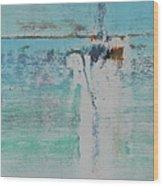 Island Vacation - Memory Wood Print