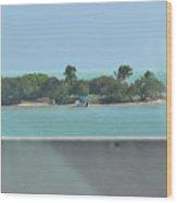 Islands Islands Islands  Wood Print