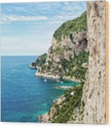 Isle Of Capri Wood Print