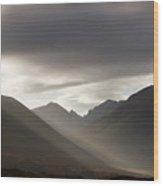 Isle Of Skye Blaven And Marsco Wood Print