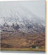 Isle Of Skye Wood Print