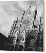 Italian Church Wood Print