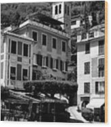 Italian Riviera Wood Print