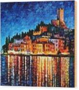 Italy - Verona Wood Print