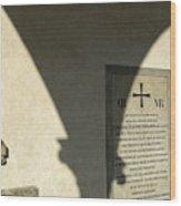 Italy, Florence, Biblioteca Medicea Wood Print
