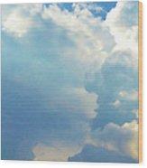 It's Clouds Illusions I Recall 1 Wood Print