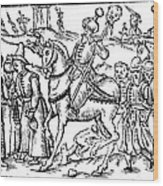 Ivan Iv Vasilevich (1530-1584) Wood Print