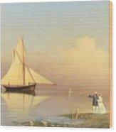 Ivan Konstantinovich Aivazovsky  Wood Print