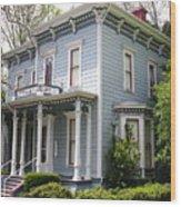 Jack House San Luis Obispo Wood Print