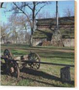 Jack Stone Barn Wood Print