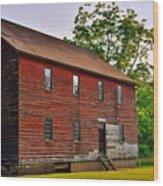 Jackson's Mill #3 Wood Print